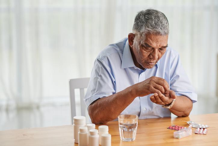 vitamins and medication management