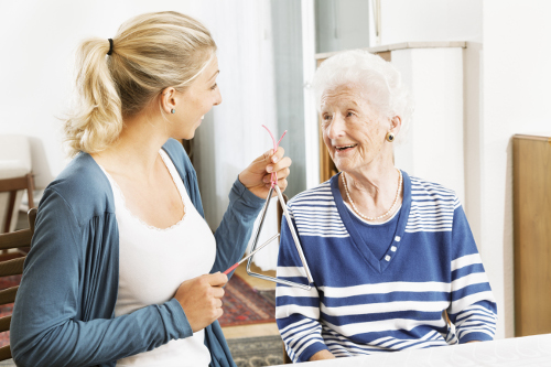 topeka dementia care - seniors with alzheimer's