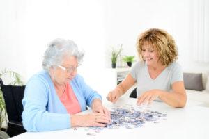 skilled alzheimer's care Topeka