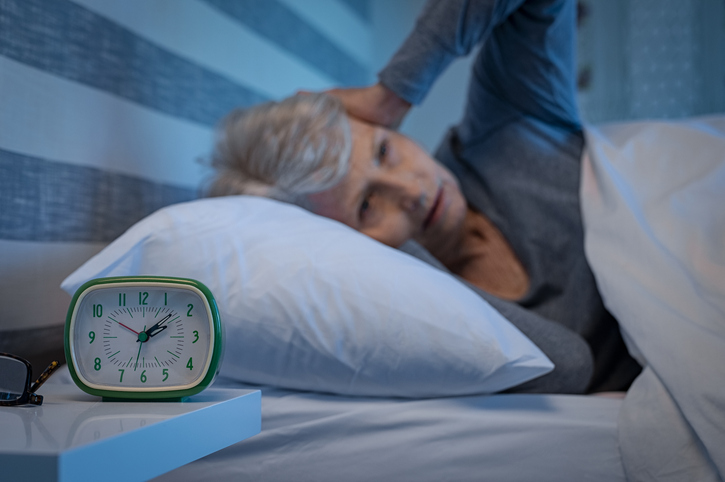 senior sleep problems - senior living topeka ks