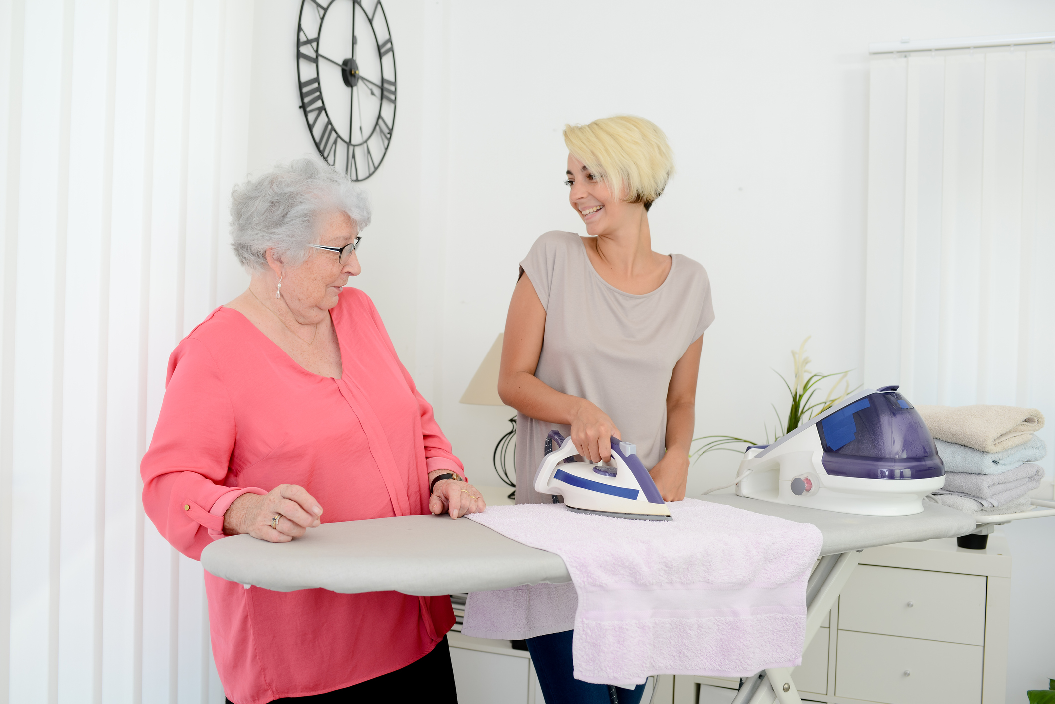 caring for older adults - senior care topeka ks