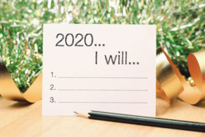 The Best New Year's Resolutions for Caregivers? Those That Are Achievable!