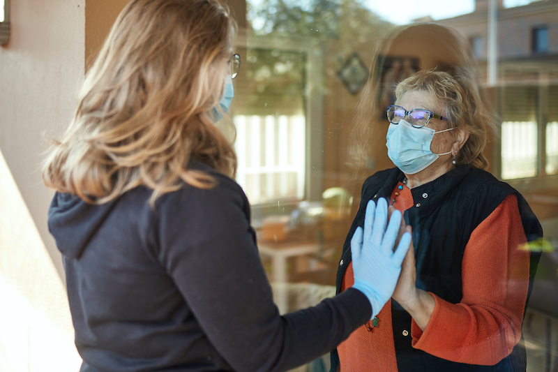 Helping Seniors Weather the Pandemic