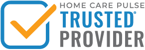 Home Care Pulse Trusted Provider certification icon